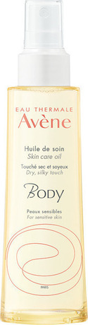 Олио за тяло , Avene Body Skin Care Oil 100ml