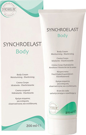 Крем за лечение на стрии , Synchroline Synchroelast Body Cream 200ml For Stretch Marks