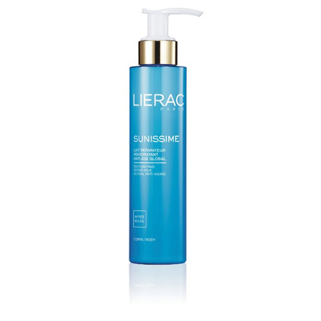 Анти-ейдж мляко за след слънце , Lierac Sunissime Rehydrating Repair Μilk Global Anti-Aging 150ml
