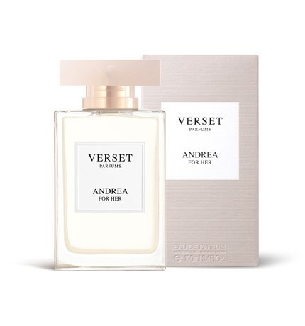 ВЕРСЕТ ДАМСКИ ПАРФЮМ ANDREA FOR HER 100 100МЛ / VERSET EAU DE PARFUM  ANDREA FOR HER 100ML