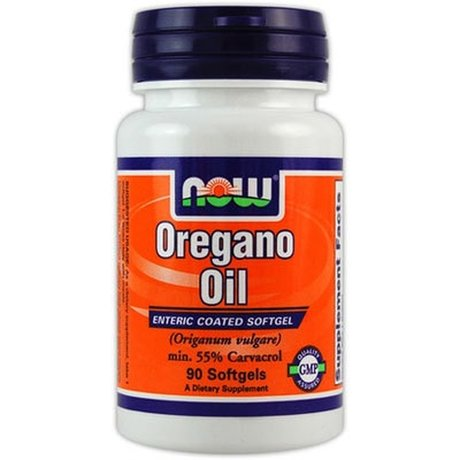 НАУ ФУДС ДИВ РИГАН ДРАЖЕТА * 90/NOW OREGANO OIL 90SGELS