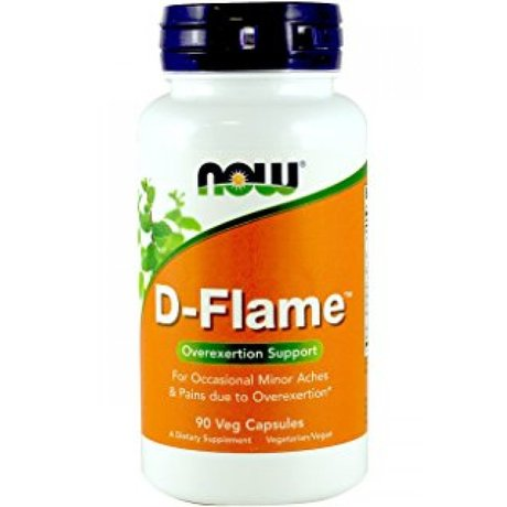 НАУ ФУДС D-FLAME COX-2 & 5-LOX 90 КАПС/NOW D-FLAME COX-2 & 5-LOX ENZYME INHIBITOR 90 VCAP