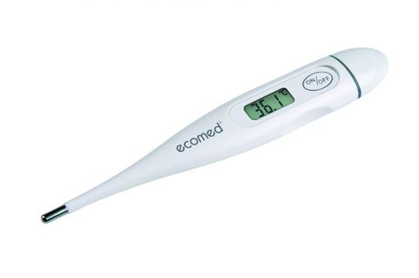 МЕДИСАНА ECOMED TM 62 E  ДИГИТАЛЕН ТЕРМОМЕТЪР/ MEISANA ECOMED TM 62 E DIGITAL THERMOMETER