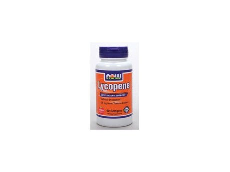 НАУ ФУДС ЛИКОПЕН ДРАЖЕТА 10 МГ.  60/NOW FOODS LYCOPENE 10mg 60gels
