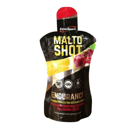 ЕТИКСПОРТ ЕНЕРГИЕН БУСТЕР MALTOSHOT ЧЕРЕША/ЛИМОН 50МЛ / ETHICSPORT MALTOSHOT CHERRY/LEMON 50 ML