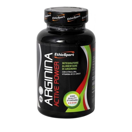 ЕТИКСПОРТ ARGININA ACTIVE POWER 1500МГ 90 ТАБЛ/ ЕTHICSPORT ARGININA ACTIVE POWER 90 TABLETS , 1500 MG