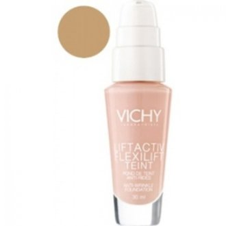 ВИШИ ЛИФТАКТИВ ФЛЕКСЛИФТ ФОН ДЬО ТЕН 45 ЗЛАТО 30МЛ / VICHY LIFTACTIV FLEXITEINT 45 GOLD 30ML