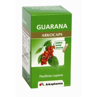 АРКОФАРМА ГУАРАНА 45 КАПСУЛИ / ARKOPHARMA ARKOCAPS GUARANA 45 CAPS