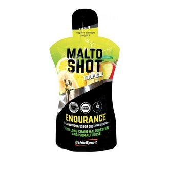 ЕТИКСПОРТ ЕНЕРГИЕН БУСТЕР MALTOSHOT ТРОПИКАЛ  50МЛ /  ETHICSPORT MALTOSHOT TROPICAL  50 ML
