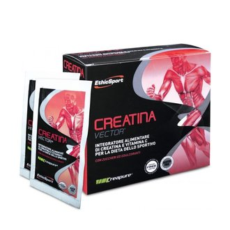 ЕТИКСПОРТ CREATINA VECTOR 20 САШЕТА*8ГР /ETHICSPORT CREATINA VECTOR 20 sachets* 8GR