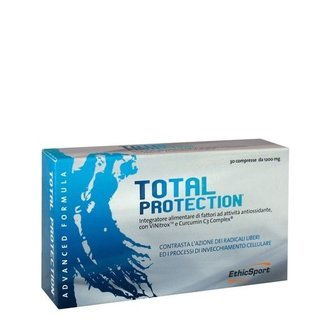 ЕТИКСПОРТ TOTAL PROTECTION МОЩЕН АНТИОКСИДАНТ 30 КАПС /ETHICSPORT TOTAL PROTECTION 30CAPS